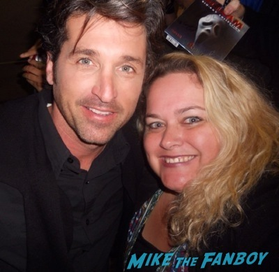 patrick dempsey fan photo Can't Buy Me love cast now2