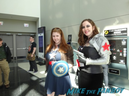 Cap and Winter Solider