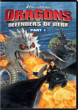 Defenders of Berk Part 1 press still DVD promo rare2