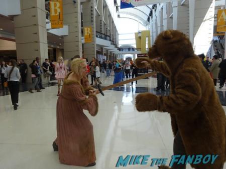 GoT Brienne and Bear