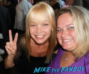Julie McCullough now 2014 fan photo signing autographs growing pains star rare1