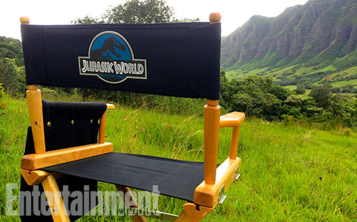 Jurassic-World-Director-Chair