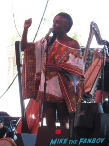 Laura Mvula coachella