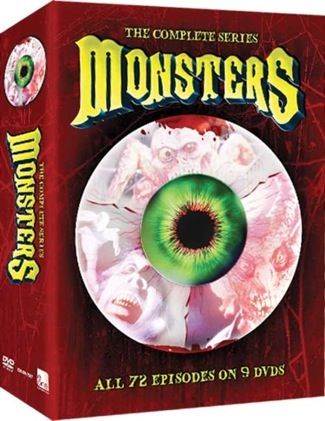 Monsters television series logo