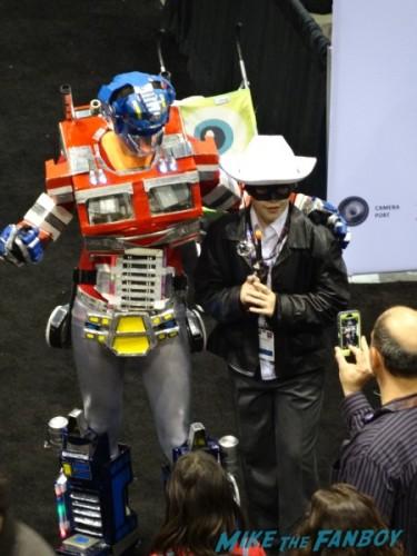 Optimus and Lone Ranger