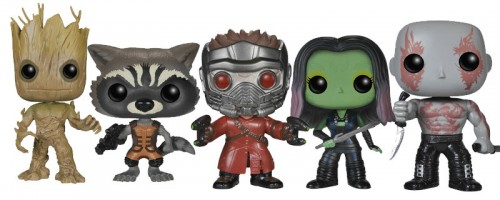 pop guardians of the galaxy action figures chris pratt