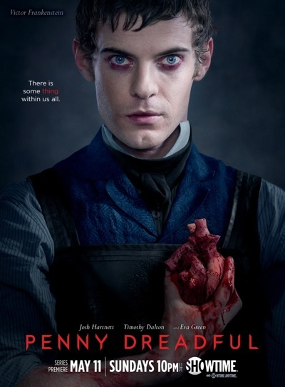 Penny Dreadful- Victor Frankenstein