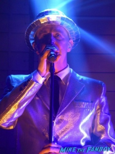 Pet Shop Boys Majestic Theater Ventura CA live in concert review april 11 2014 28
