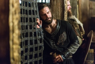 Rollo (played by Clive Standen)