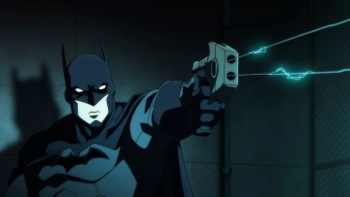 son of batman - Bat-gun