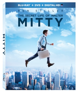 The Secret life of walter mitty logo movie poster rare