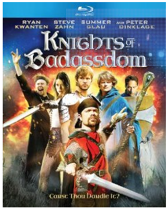 knights of badassdom blu ray cover key art