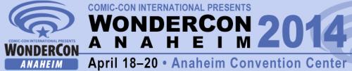 wondercon anaheim logo 2014