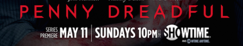 Penny Dreadful logo rare showtime