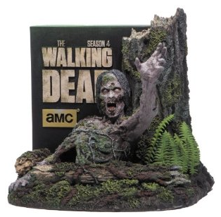 walking dead limited edition season 4 mcfarlane toys set