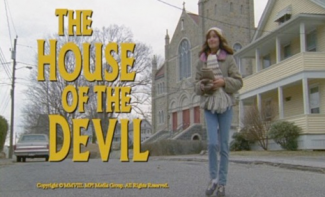 the house of the devil promo photo