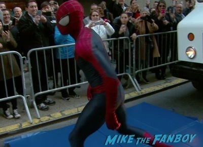 The Amazing Spider-Man 2 new york premiere emma stone andrew garfield 1