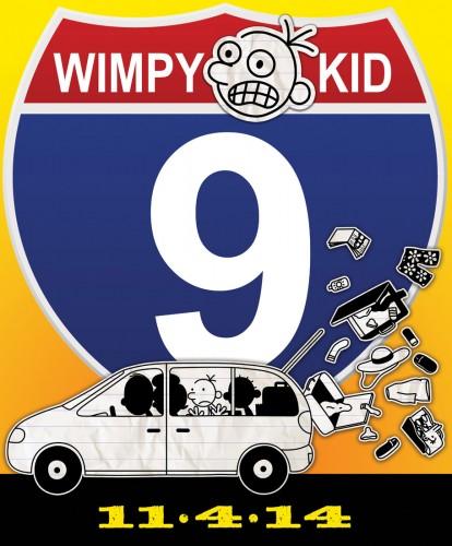 WimpyKid Jeff Kinney