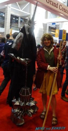 Witch King and Bilbo