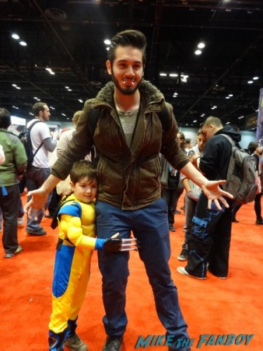 Wolverine and mini