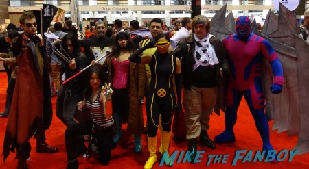 X-men group