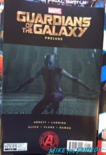 guardians of the galaxy comic book