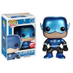blue flash POP Vinyl Funko Wondercon exclusive