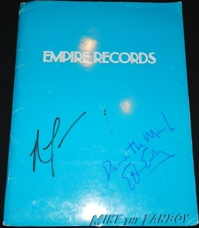ethan embry signed autograph empire records press kit signing autographs empire records now 2014 star 13