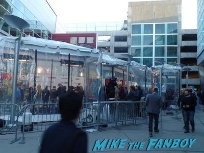 Mad Men season 7 premiere jon hamm ignores fans