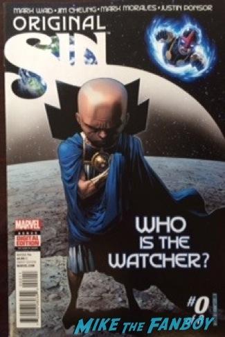 new comic books the walking dead original sin 1