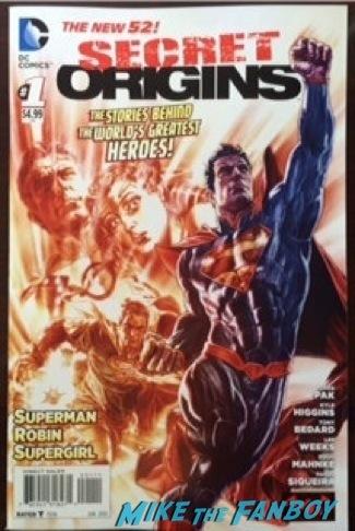 superman man of steel secret origins new comic books the walking dead original sin 4