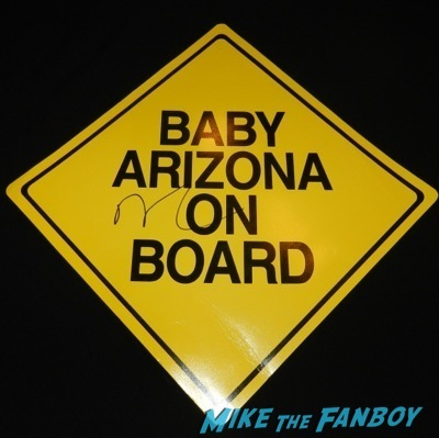raising arizona originall VHS Mobile display signed autograph nicolas cage signing autographs aero theater raising arizona5