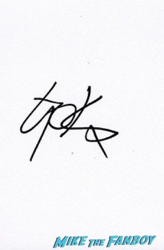 Gok Wan signing autographs olivier awards 2014 signing autographs for fans 54