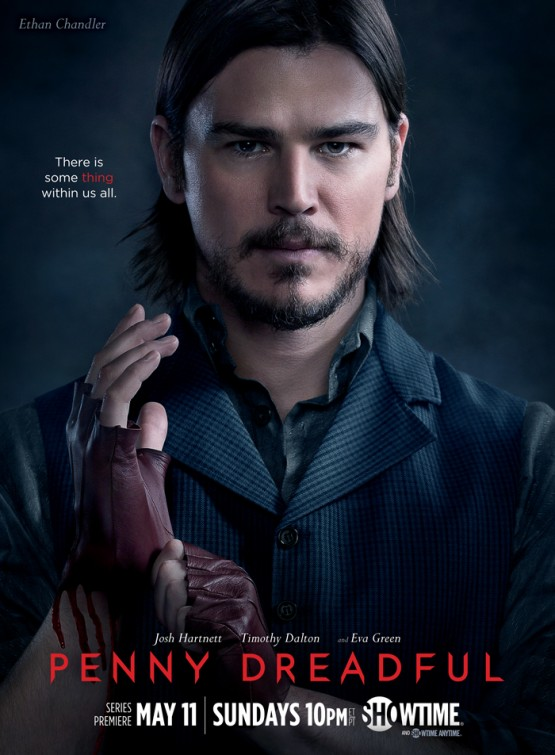 penny_dreadful showtime promo poster eva green josh hartnett