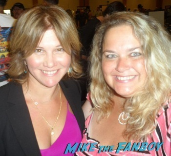 tracey gold signing autographs fan photo rare growing pains now2