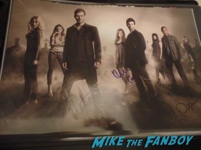 the originals signed photo