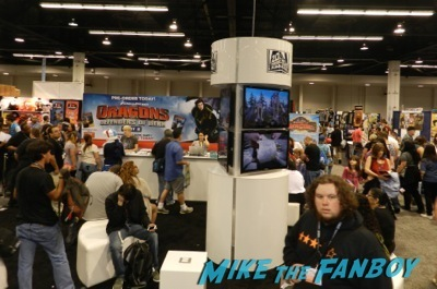 wondercon 2014 son of batman salem revolution autograph signing 20