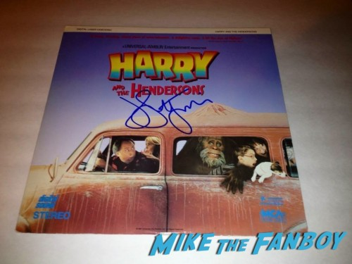 John Lithgow Signings Autographs