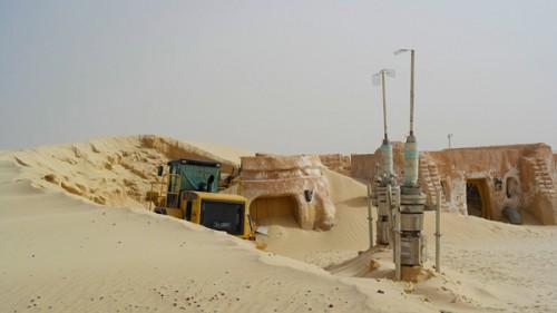 save mos espa star wars filming location desert rare