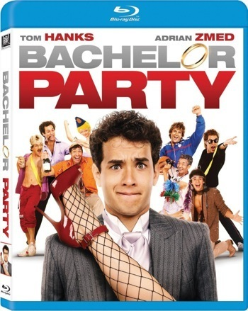 bachelor party tom hanks rare promo press still