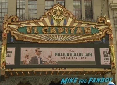 Million Dollar Arm world premiere jon hamm lake bell red carpet1