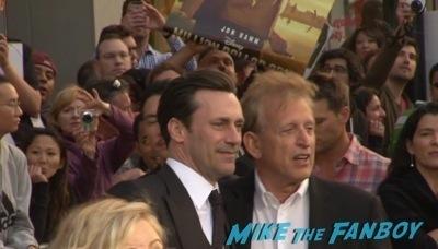 Million Dollar Arm world premiere jon hamm lake bell red carpet17