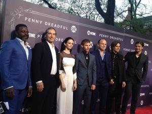 Penny Dreadful new york red carpet premiere eva green josh hartnett18