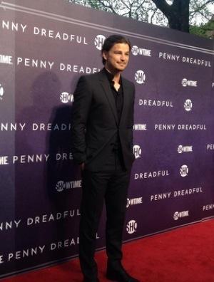 Penny Dreadful new york red carpet premiere eva green josh hartnett3