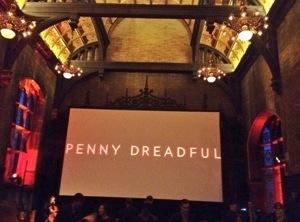 Penny Dreadful new york red carpet premiere eva green josh hartnett6