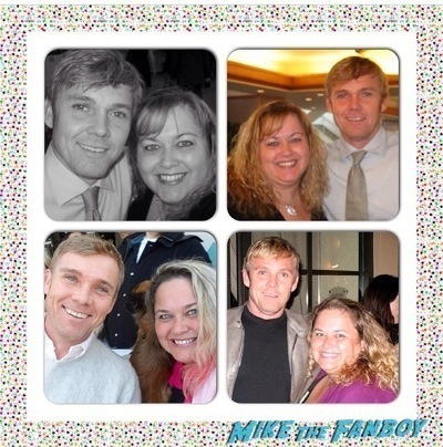 Ricky Schroder now 2014 selfie fan photo signing autographs nordstroms     6