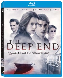 The deep end blu-ray cover