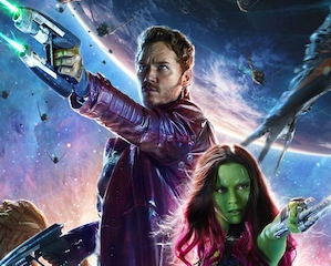 new guardians of the galaxy movie poster
