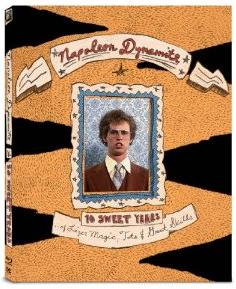 napoleon dynamite 10th anniversary blu-ray cover Napoleon Dynamite 10th Anniversary Edition Blu-Ray Review! Vote For Pedro!