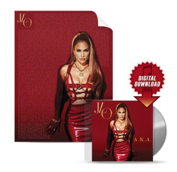 Jennifer AKA cd signed autograph bundle
